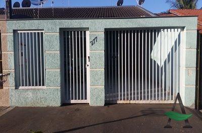 Casa - Térrea 3 quartos Jardim Vale Verde Londrina
