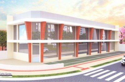 Sala Comercial - 02 - Rua Gen. Tasso Fragoso