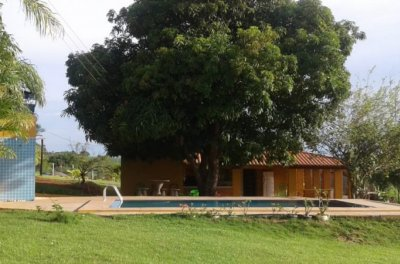 Chacara- 3quartos - Distrito Primavera - Leopolis