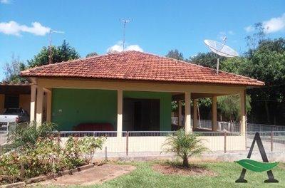 Rural - Chacara 3 quartos para venda Zona Rural Santa Amélia