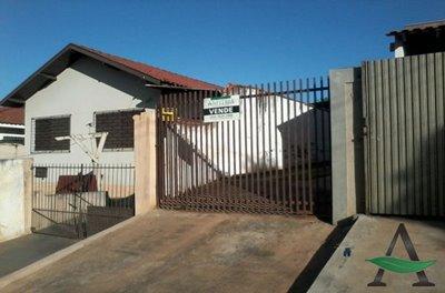 Casa - Térrea 3 quartos para venda Vila São Pedro Cornélio Procópio