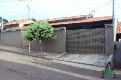 Casa - Térrea 2 quartos Conjunto João Rocha Cornélio Procópio