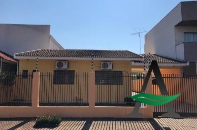 Casa 3 Quartos - Jd. Panorama - Arapongas