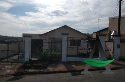 Casa 2 quartos - Jardim Esperança
