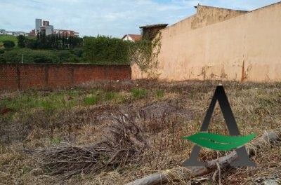 Terreno - Plano - Jardim Vitoria Régia